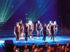 Dansare från Art & Performance, S:t Eskils gymnasium